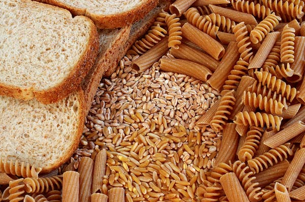 whole-grain foods