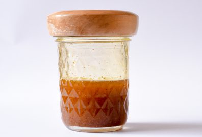 Chili Powder Vinaigrette