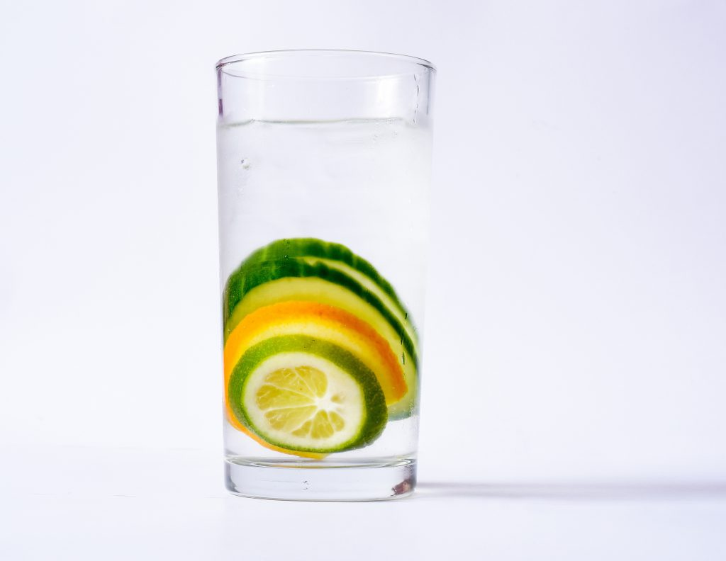 Cucumber Citrus Water