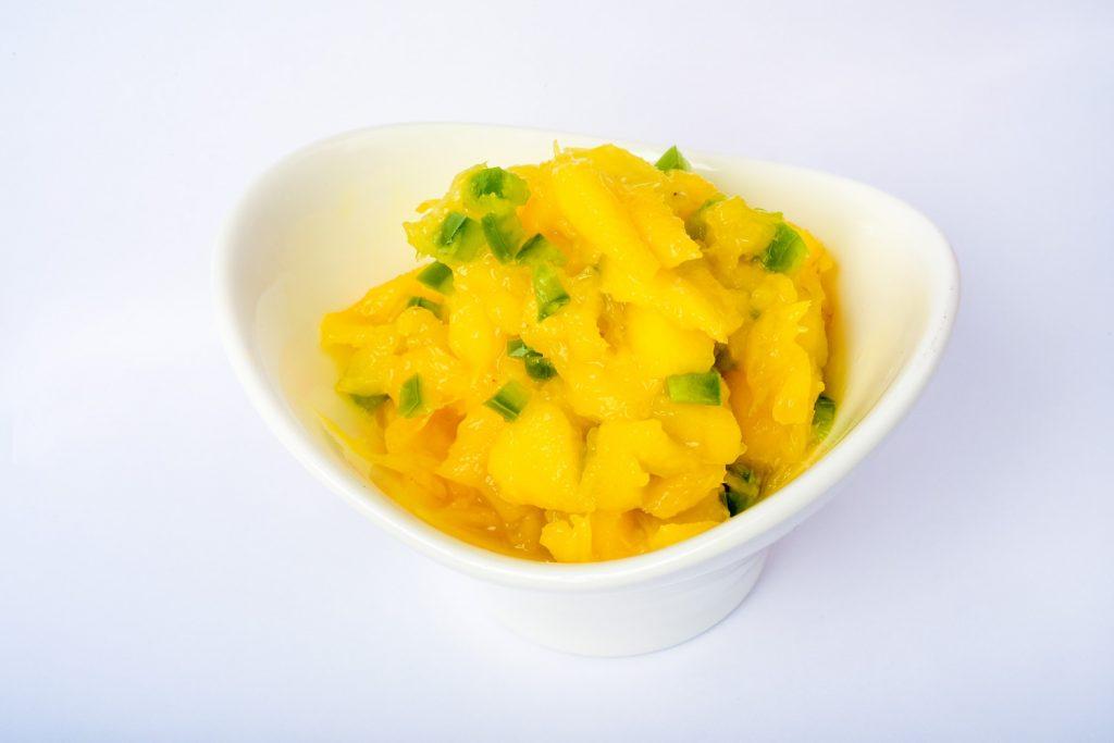 Ginger Mango Salsa